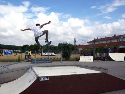 Skateranlage Gilching