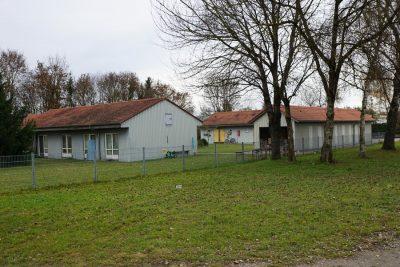 Unterkunft in der Weßlinger Straße (Foto: M. Pilgram)
