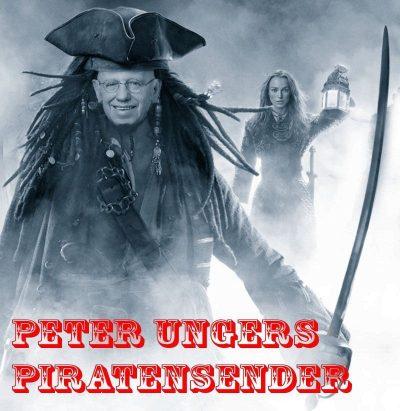 Pirat Peter Unger