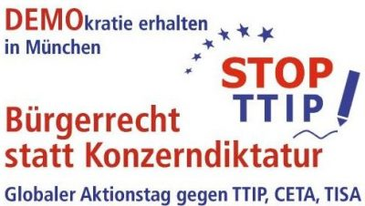 Stop TTIP Demo