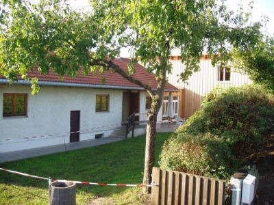 Jugendhaus Gilching von außen