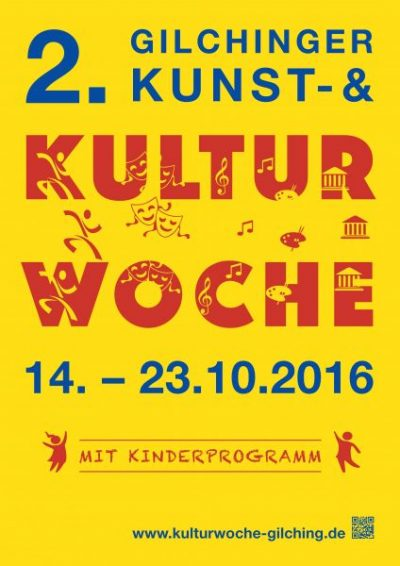 Kulturwoche Plakat