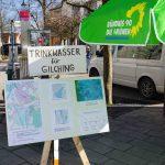 Trinkwassersituation auf Karten