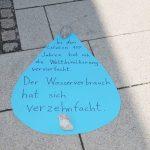 Schaubild: Wasserverbrauch weltweit