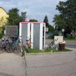 Fahrräder S-Bahn Neugilching