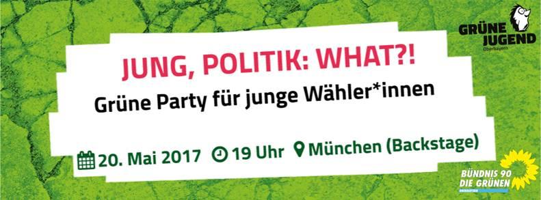 Party für junge Wähler