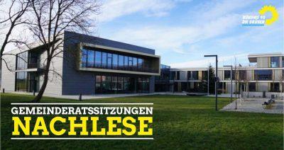 Foto Rathaus Gilching: M. Pilgram