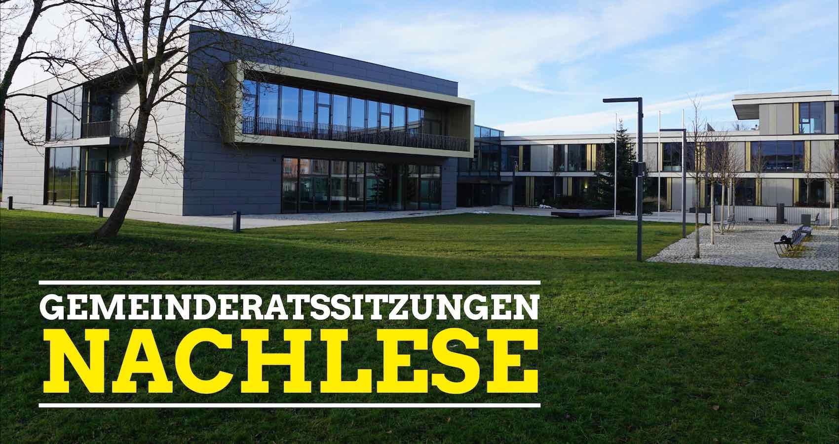 Foto Rathaus Gilching: M.Pilgram