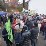 """Demo """"Wir haben es satt"""" - Foto: M.Pilgram"""