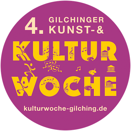 Sticker Kulturwoche 2018