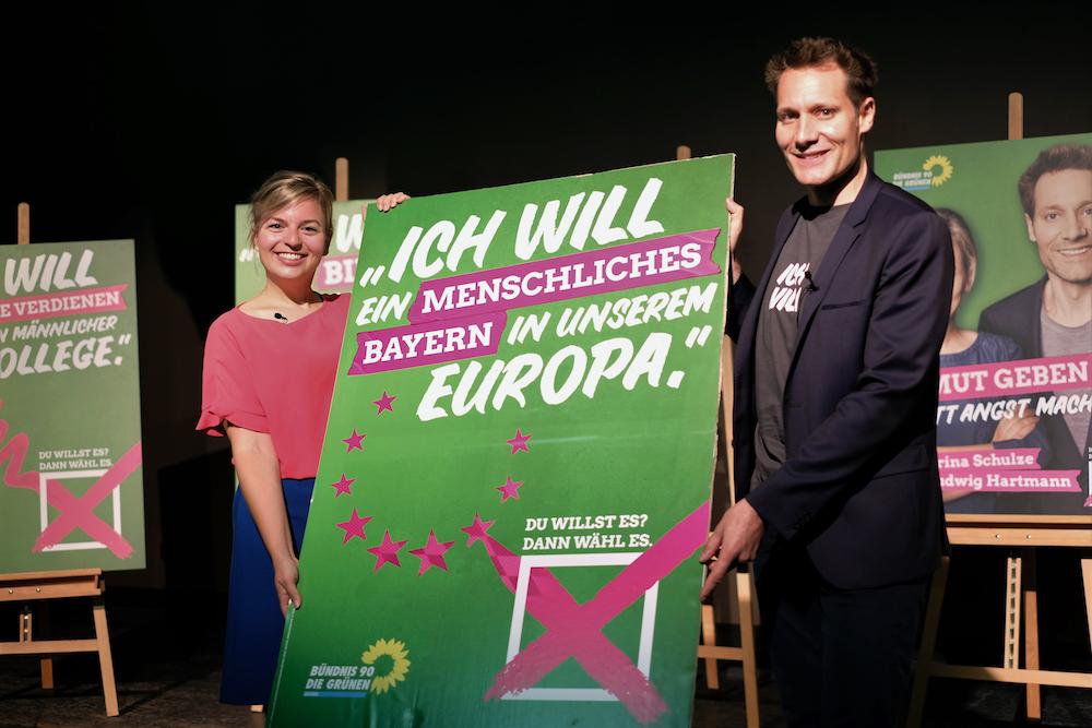Ich will ... Europa - Kampagne vorgestellt
