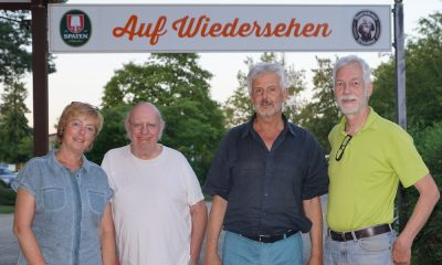 Gruppenbild Verabschiedung Herbert Gebauer