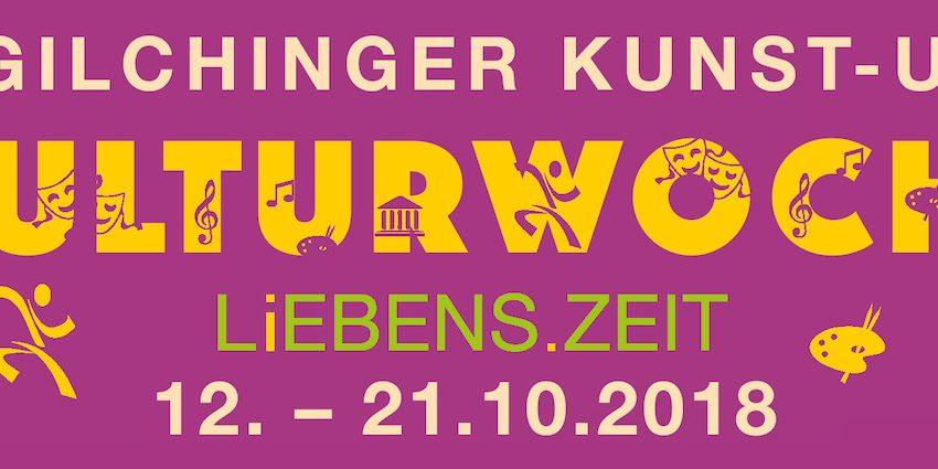Banner Kulturwoche 2018