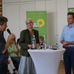 Robert Habeck spricht - Foto: M.Pilgram