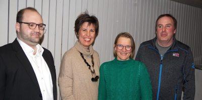 Grüner Vorstand 2019 (Foto: M.Pilgram)