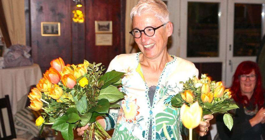 Martina Neubauer Landratskandidatin (Foto: M.Pilgram)