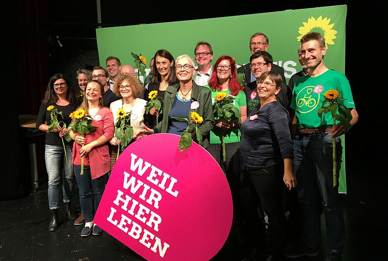 Grün macht's – die Kreistagsliste für die Kommunalwahl im März steht; Gilching ist gut dabei!
