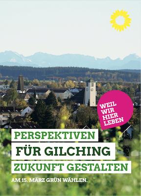 Perspektiven für Gilching - Zukunft gestalten