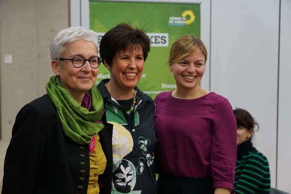Katharina Schulze besucht Gilching