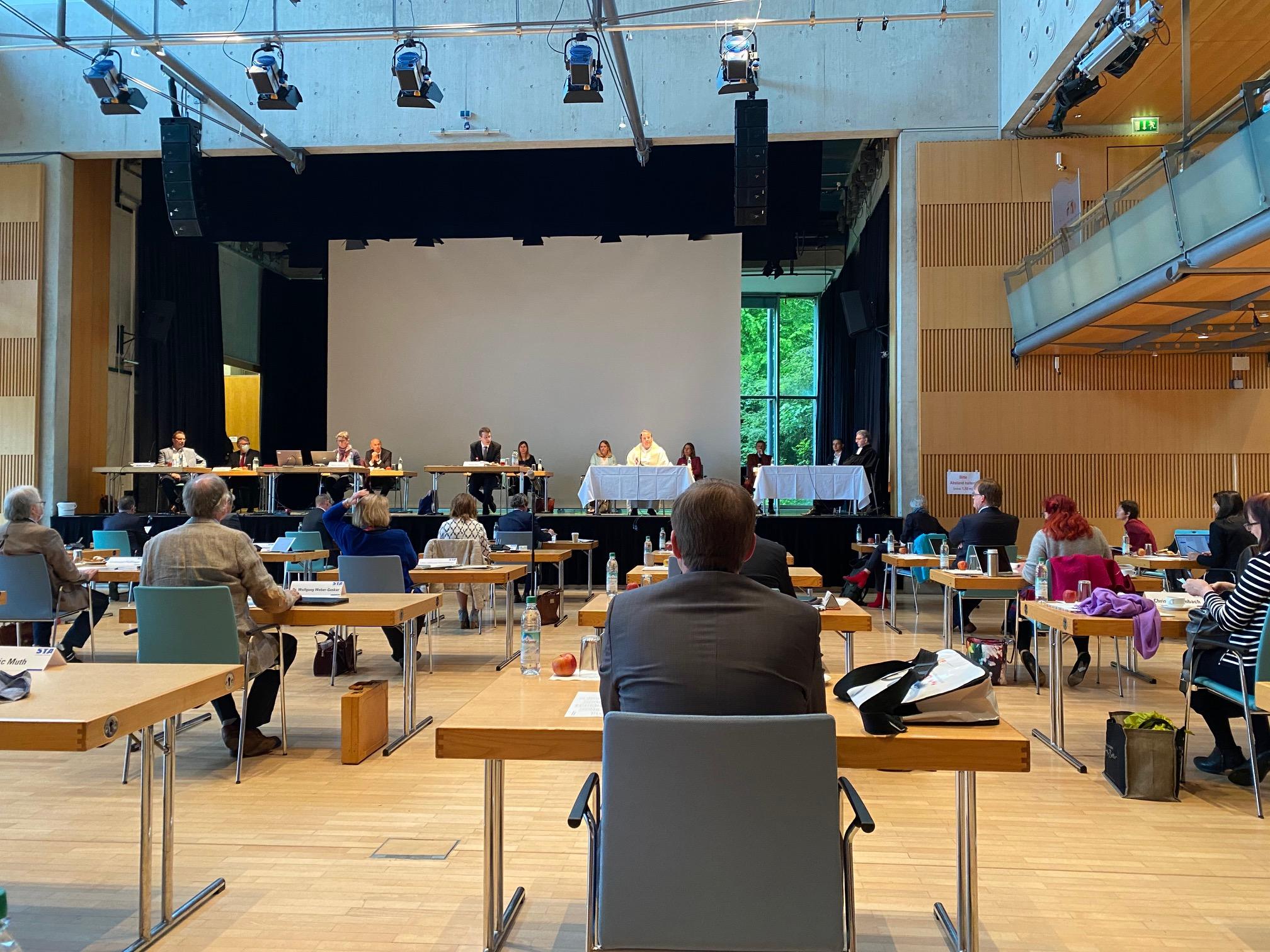 Kurzbericht zur konstituierenden Sitzung des Starnberger Kreistags vom 14. Mai 2020
