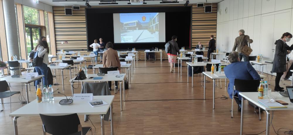 Gemeinderat: Sitzung vom 26.5.2020