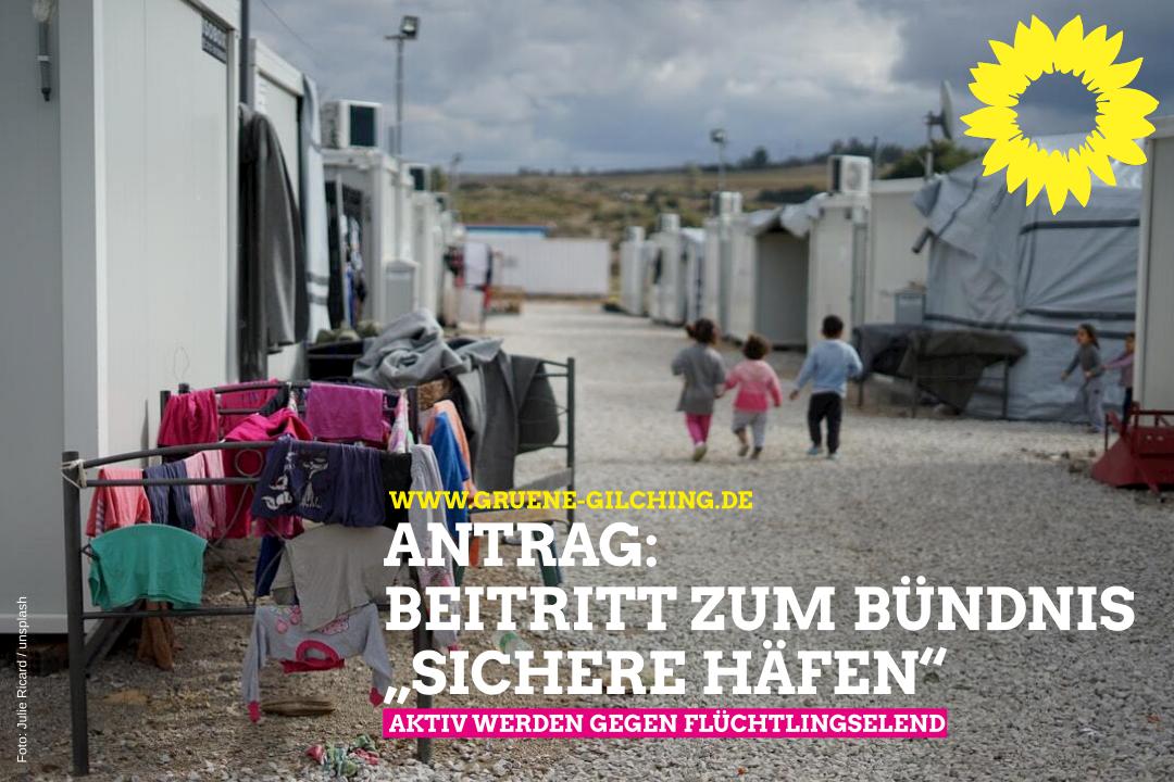 """Antrag """"sichere Häfen"""""""