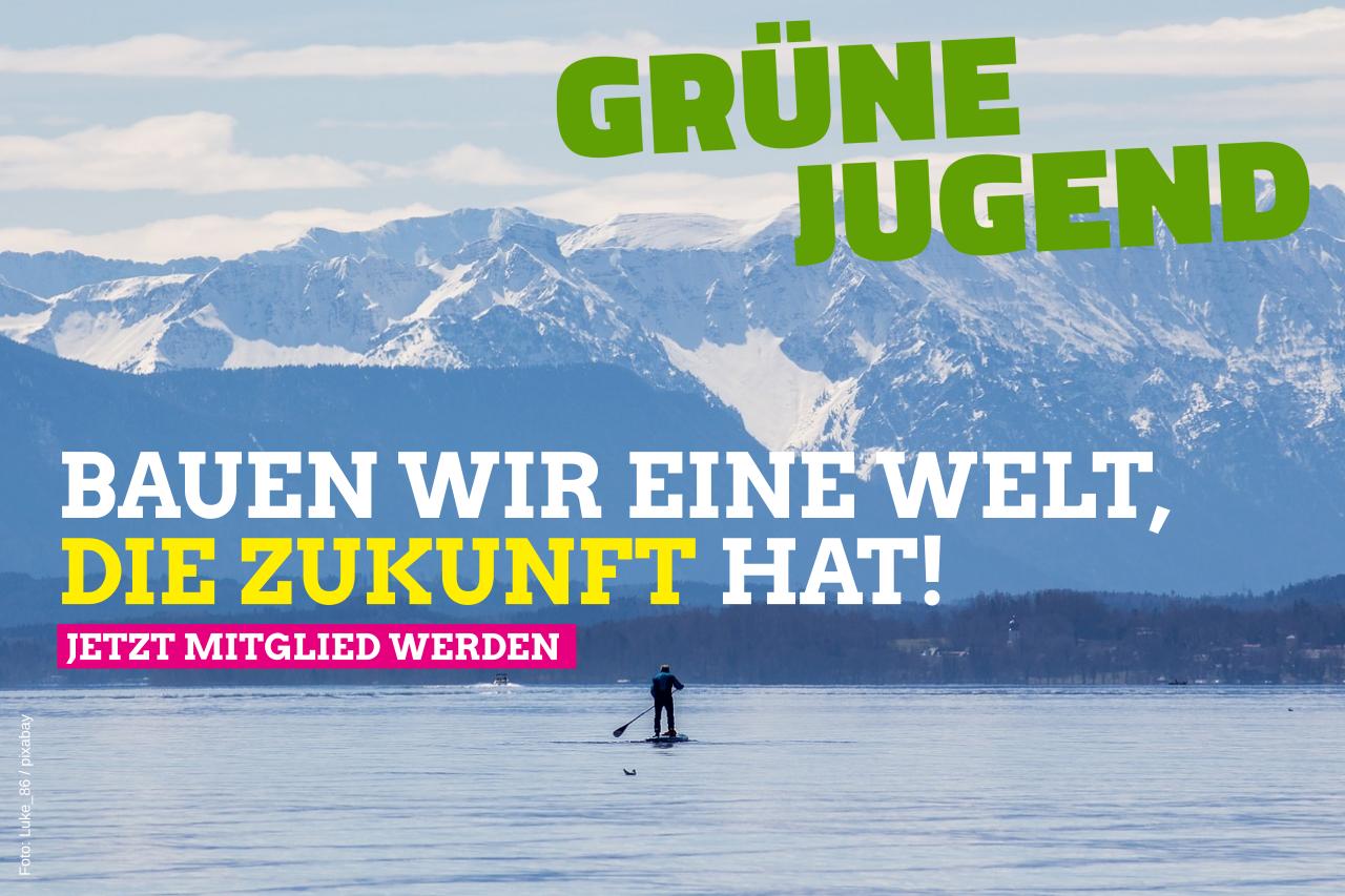 Grüne Jugend – auch für den Landkreis Starnberg…